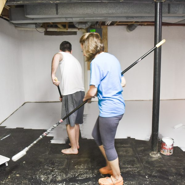 Tips on cleaning basement